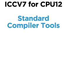 ICCV7 for CPU12 STD
