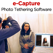 e-Capture Photo Tethering Software